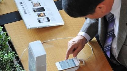 Samsung will Apple den iPhone-4S-Verkauf in Südkorea verbieten.