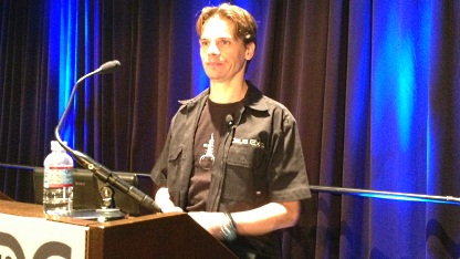 Julien Merceron, Worldwide Technology Director bei Square Enix
