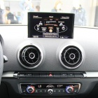 Audi Connect: Neuer A3 mit Ausfahrdisplay im Armaturenbrett