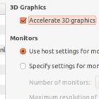 VMware: Linux-Gastsysteme erhalten 3D-Unterstützung