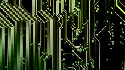 Organische Substanzen als Halbleiter sollen flexible und umweltverträgliche Elektronik ermöglichen.