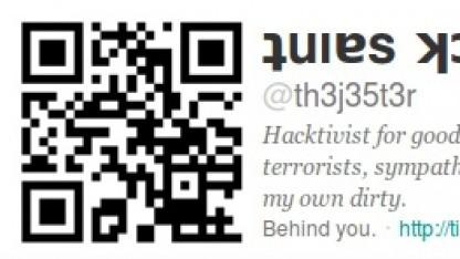 Der verlockende QR-Code von The Jester