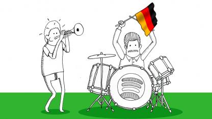 Musikdienst Spotify startet offiziell in Deutschland.
