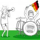 Musik im Netz: Spotify startet in Deutschland - mit Facebook-Zwang