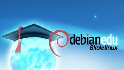 Skolelinux basiert erstmals auf Debian 6.0 alias Squeeze.