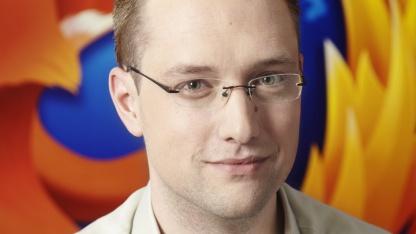 Firefox-Entwicklungsleiter Johnathan Nightingale