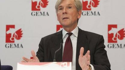 Gema-Chef Harald Heker