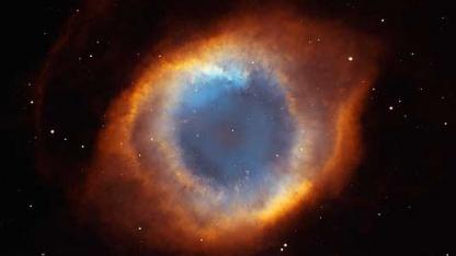 Helixnebel: Planetennebel gibt der Wissenschaftscloud den Namen.