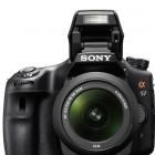 DSLR: Zwölf Bilder pro Sekunde mit der Sony SLT A57