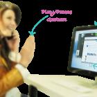 Flutter: Mediensteuerung unter Mac OS X mit der Webcam