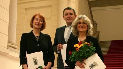 Neue Richter für den Verfassungsgerichtshof des Landes Berlin