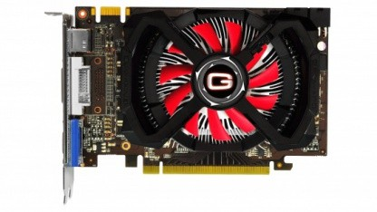 Foto von Gainwards Geforce GTX 560 SE