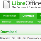 Document Foundation: Libreoffice 3.5.1 bringt Fehlerkorrekturen