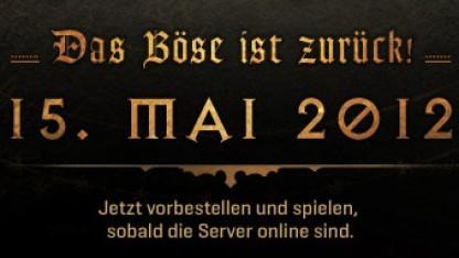 Erscheinungstermin von Diablo 3