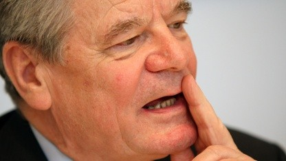 Joachim Gauck im Februar 2012