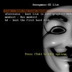 Linux-Distributionen: Anonymous OS vermutlich ein Fake