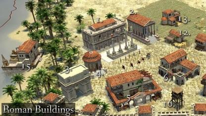 In der neunten Alpha kämpfen die Römer mit.