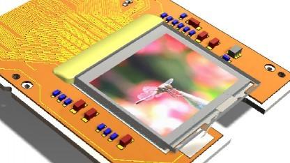 Mikrodisplay mit der Auflösung des iPad 3