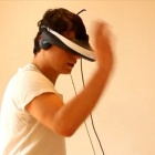 Selbstbau-VR: Skyrim mit Videobrille, Headtracker und Kinect
