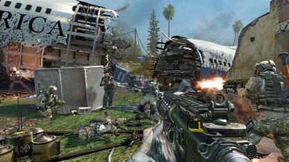 """Erweiterungskarte """"Black Box"""" für Modern Warfare 3"""