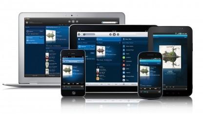 Sonos' neue Systemsoftware 3.7 lässt Android-Geräte ins Sonos Net.