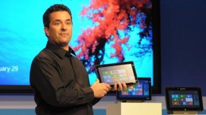 Windows 8 auf einem ARM-Tablet mit Nvidias Tegra 3