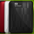 Western Digital: Externe 2,5-Zoll-Festplatte mit 2 TByte Speicherkapazität