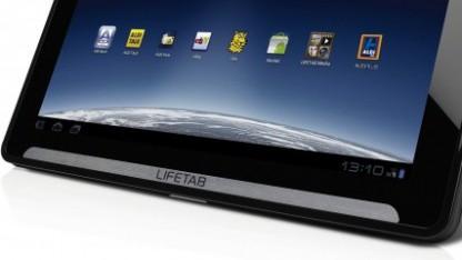 Der Vorgänger des Lifetab P9516