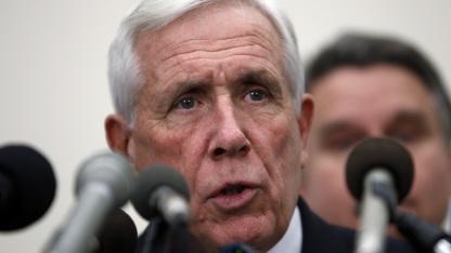 Kongressabgeordneter Frank Wolf