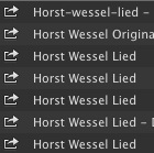 Verbotene Musik: Horst-Wessel-Lied bei Spotify