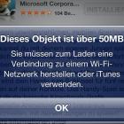 Apple: Limit für iPhone- und iPad-Anwendungen wird erhöht