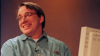 Steve Jobs wollte Torvalds anheuern.