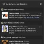 Twitter-Client: Tweetdeck 1.3 mit viel Neuem und weniger Fehlern