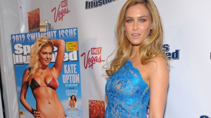 Das israelische Model Bar Refaeli