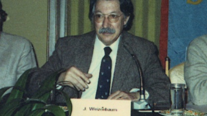 Informatikpionier Joseph Weizenbaum