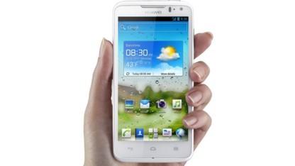 Huawei bringt Ascend D1 nicht auf den deutschen Markt.