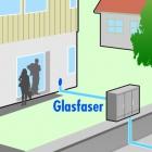 Glasfaser-Internetzugang: 171.000 weitere Wohnungen mit Telekom-FTTH