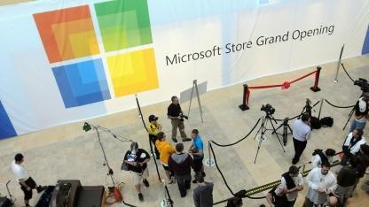 Microsoft eröffnet im Oktober 2009 erstes Ladengeschäft in Scottsdale im US-Bundesstaat Arizona.