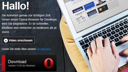 Opera 11.62 ist da.