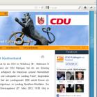 Wahlkampf: NRW-CDU kapert Piratendomains