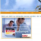 CDU vs. Piratenpartei: Website der CDU Ratingen wird zum öffentlichen Spielplatz