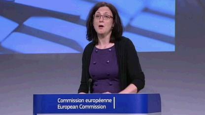 EU-Innenkommissarin Cecilia Malmström