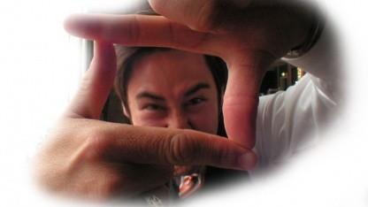 Mit den Fingern fotografieren wir gefühlsmäßig schon lange.