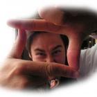 Ubi-Camera: Fotos mit den Fingern aufnehmen