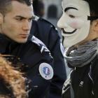 Anonymous: Zwei Jahre Haft als Mindeststrafe für Hacker in der EU