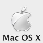 Logo von Mac OS X