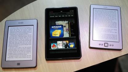 Amazon: Dieses Jahr noch bis zu vier neue Kindle Fire