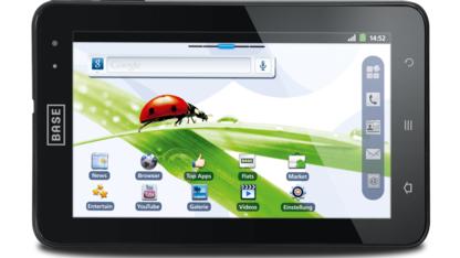 Base Tab 7.1 kommt im April 2012.