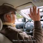 Blinder Fahrer: Googles selbstfahrendes Auto als neue Freiheit