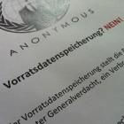 Vorratsdatenspeicherung: Anonymous ruft zur Beschwerdelawine auf